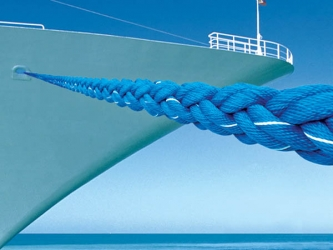 Nylon 8-strand braided ropes