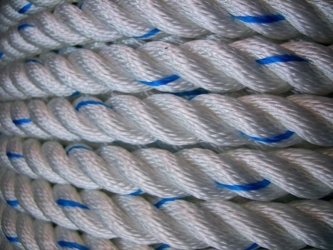 3 Plait Polyester Rope